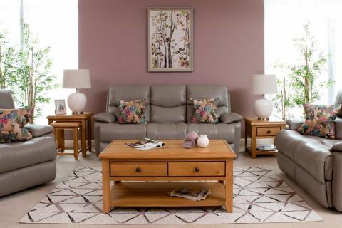 Groove Reclining Sofa Lookbook