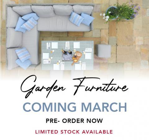 Oxford Garden Furniture - Pre order Today