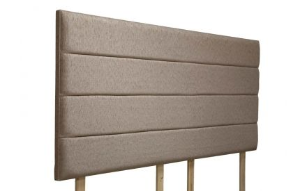 A front angle image of the Shannon 6ft Headboard.