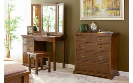 Dressing Table and Stool - Aisling