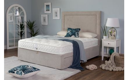 Small Double ( 4 ft ) Roll Up Mattress - Pocket Comfort