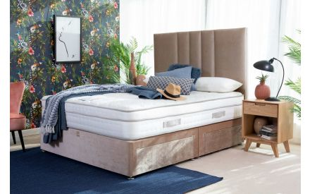 Double ( 4 ft 6 ) Mattress - Spinal Majestic