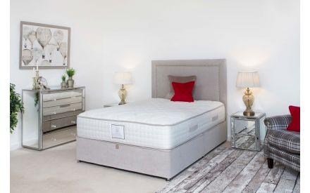 Small Double ( 4 ft ) Soft Mattress - Luxury 3200
