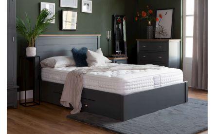 Double (4 ft 6) Roll Up Mattress - Natural Comfort