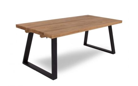 A power shot image of the Mila Large Dining Table.