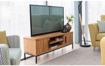 Oak TV Unit - Mila