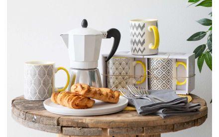 Set of Two Mugs - Coast