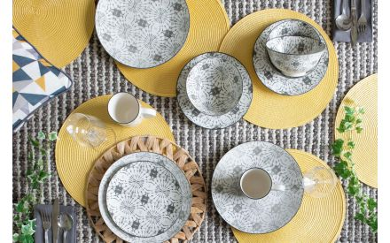Grey Bowl - Anica