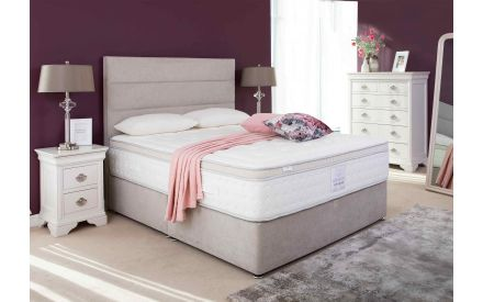 Double (4ft 6) Therapeutic Mattress - Rian