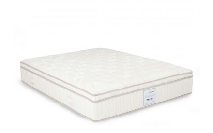 The Natural Supreme 5ft mattress exclusive from EZ Living Furniture, power shot view.