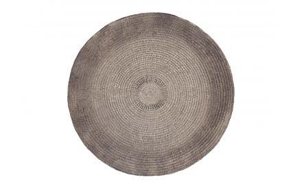 A brown grey scale textured medium dish from EZ Living Furniture's Karibi range.
