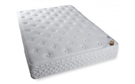 A power shot image for the Emilys Dream 4 foot double mattress.