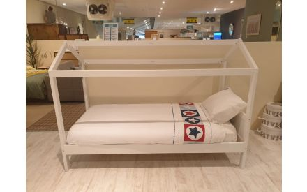 Erik White Cabin Bed 3ft (Airside Floor Model)