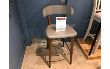 Actual look of the Siren barstool floor model on offer in Blanchardstown store