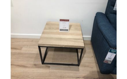 Actual look of the Alf lamp table floor model on offer in Blanchardstown store