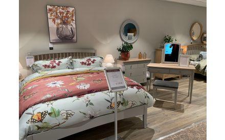 Actual look of the Whitby 5ft bedroom range floor models on offer in Sligo store