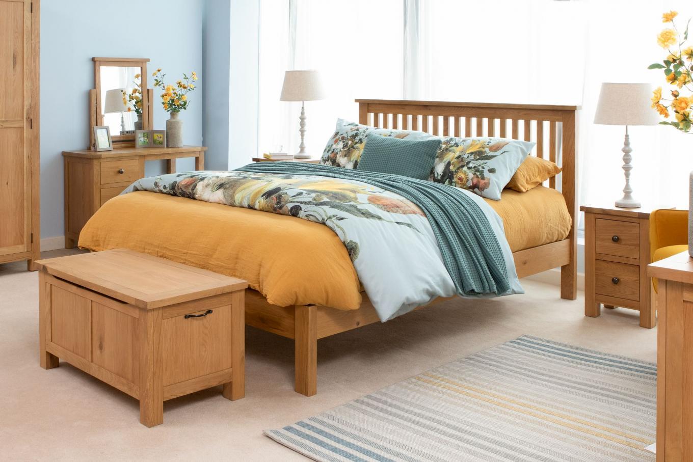 4ft6 Hayley Bed Lookbook