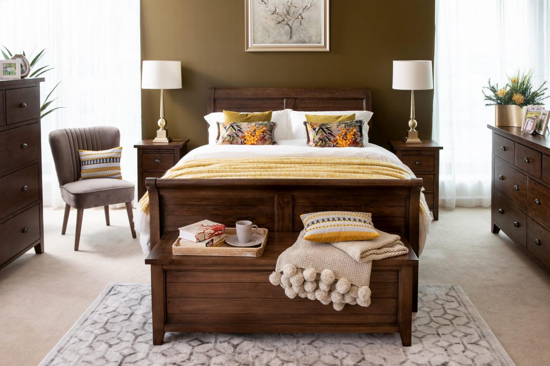 6ft Henley Bed Lookbook