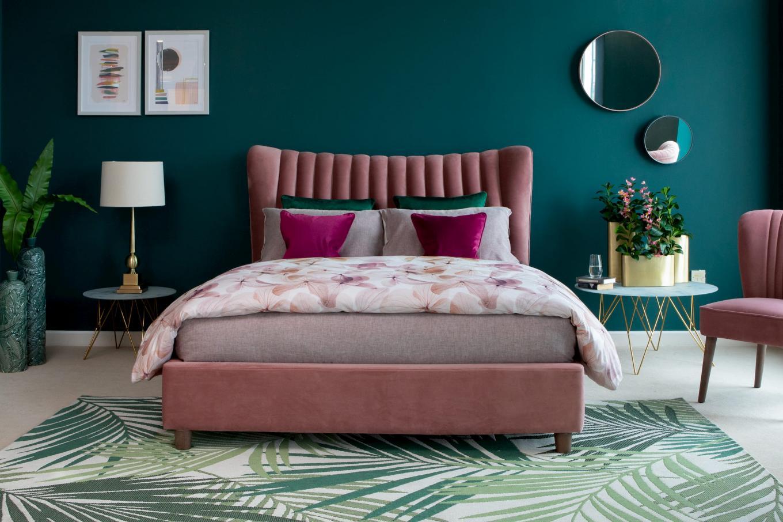 6ft Rosey Pink Bed Lookbook