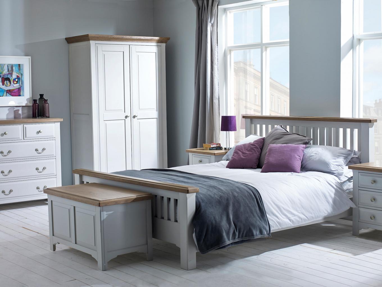 3ft Georgia Bedroom Lookbook
