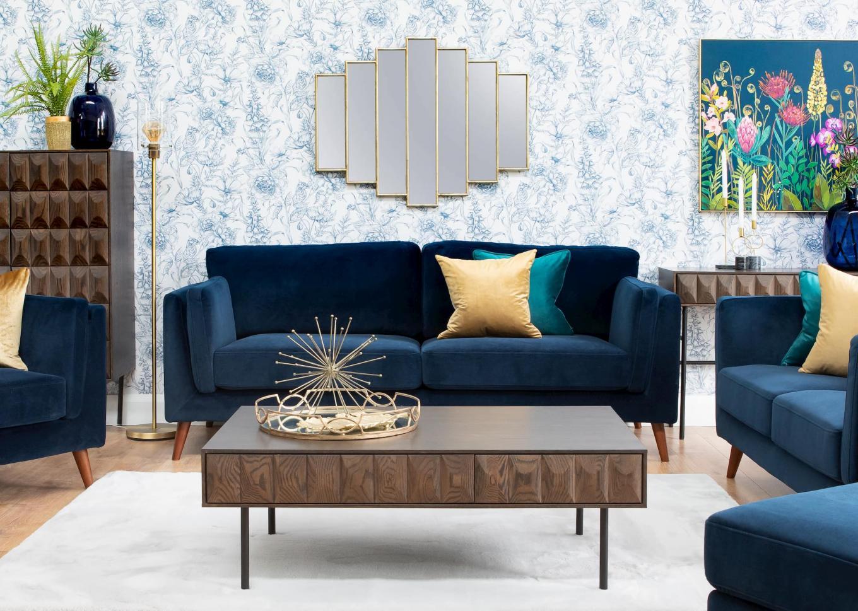 Bellini Blue Latina Living Lookbook