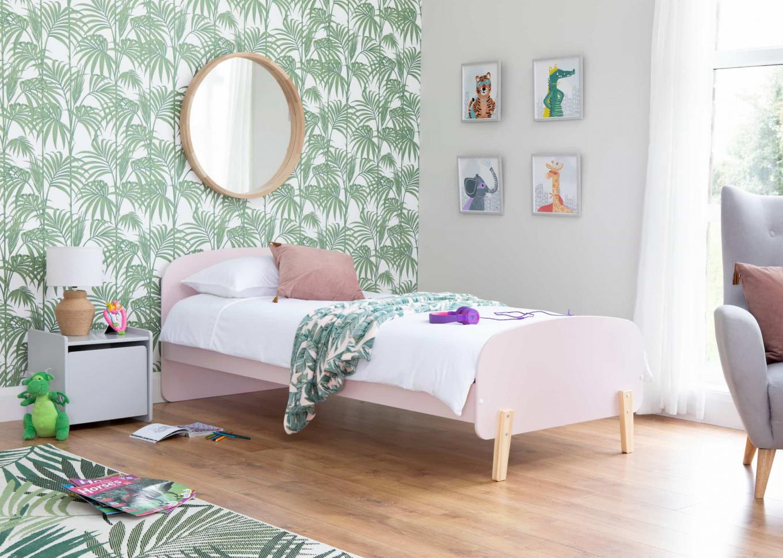 Kiddy pink Bedroom Lookbook