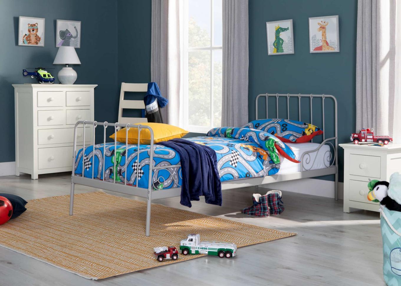 Alice Grey Bedroom Lookbook