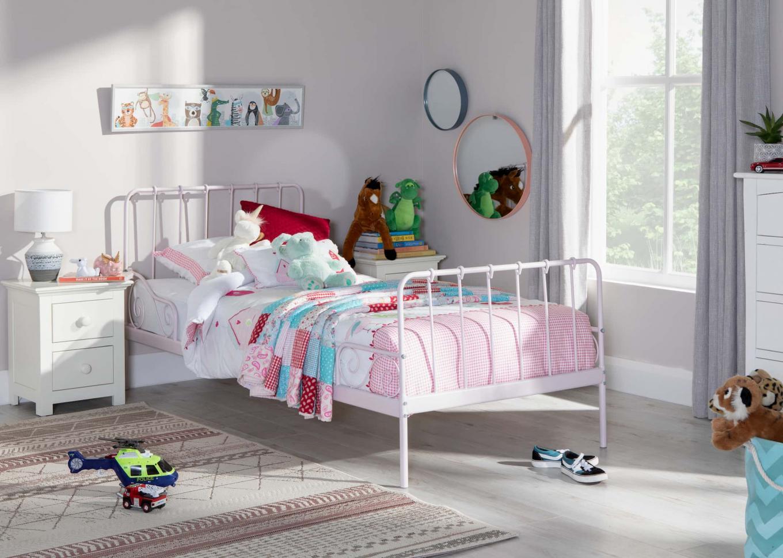 Alice Pink Bedroom Lookbook