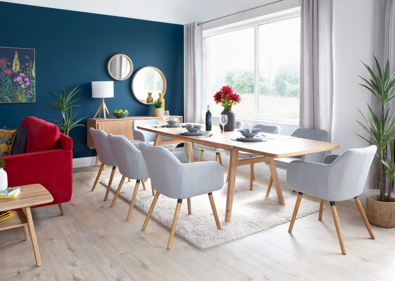 Alaska Extendable Dining Table & Darwin Light Lookbook