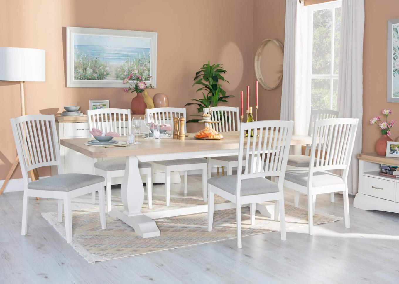 Sonoma Extendable Dining Table Lookbook