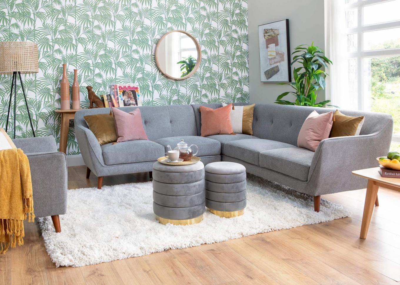 Belle Corner & Armchair Lookbook