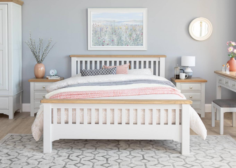 6ft Georgia Bedroom Lookbook