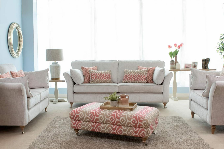 Coolmore Silver Sofa Lookbook