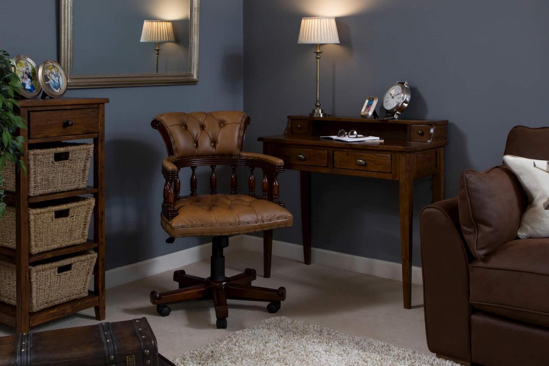 Victoria Swivel Chair & Henley Desk Lookbook