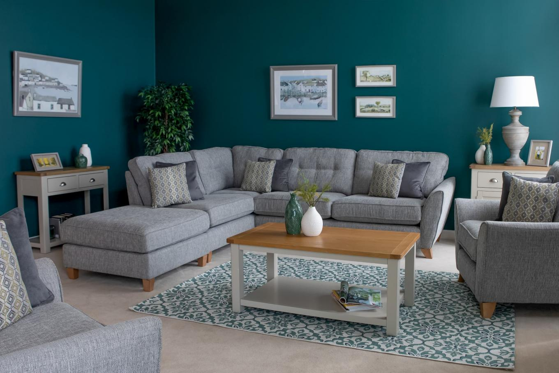 Aria Corner & Kinsale Living Lookbook