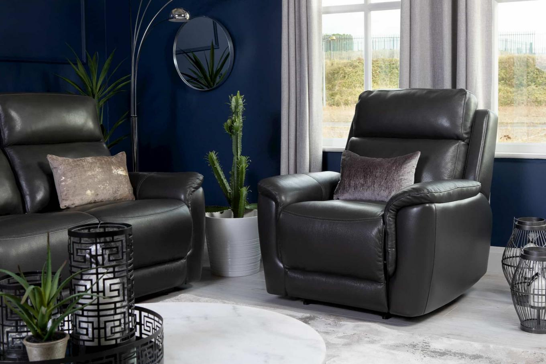 Emily Power Reclining Armchair & Sofa Lookbook