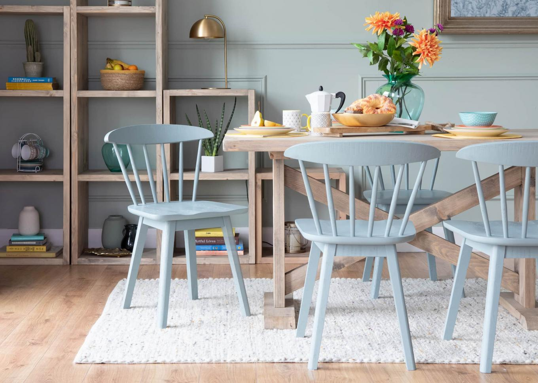 Spindle Olive Chair & Arizona Lookbook