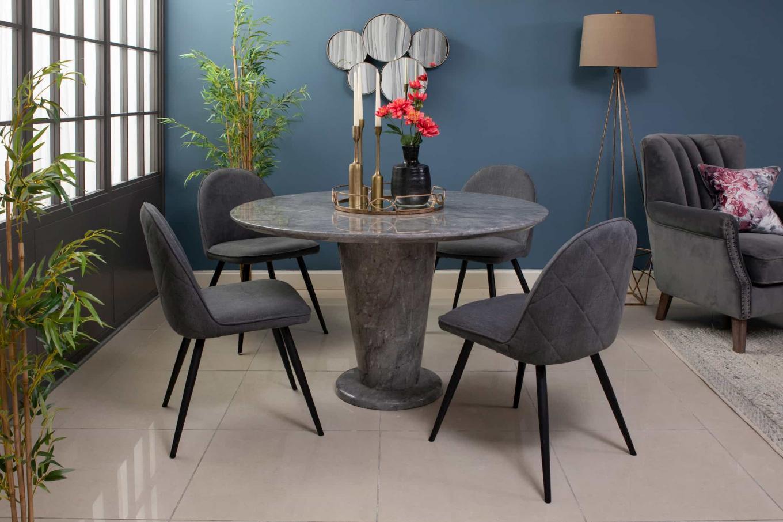 Leon Round Dining Table & Minto Lookbook