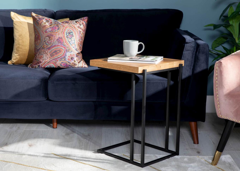 Mila Side Table & Bellini Lookbook