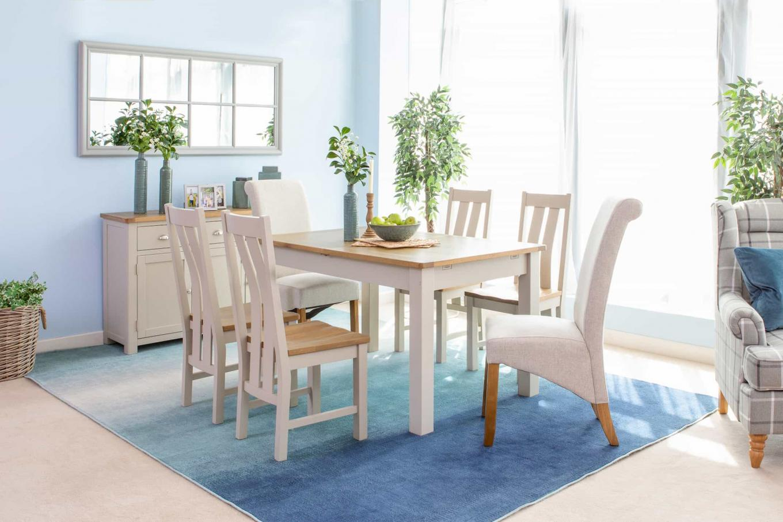 Kinsale Dining Table & Erin Chair Lookbook
