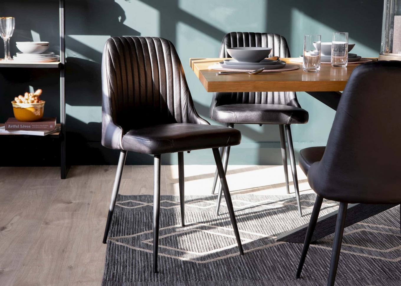 Harvey Grey Chair & Oliveto Lookbook