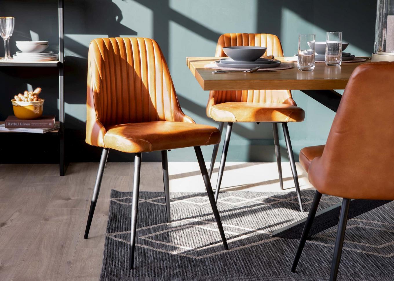 Harvey Brown Chair & Myles Lookbook