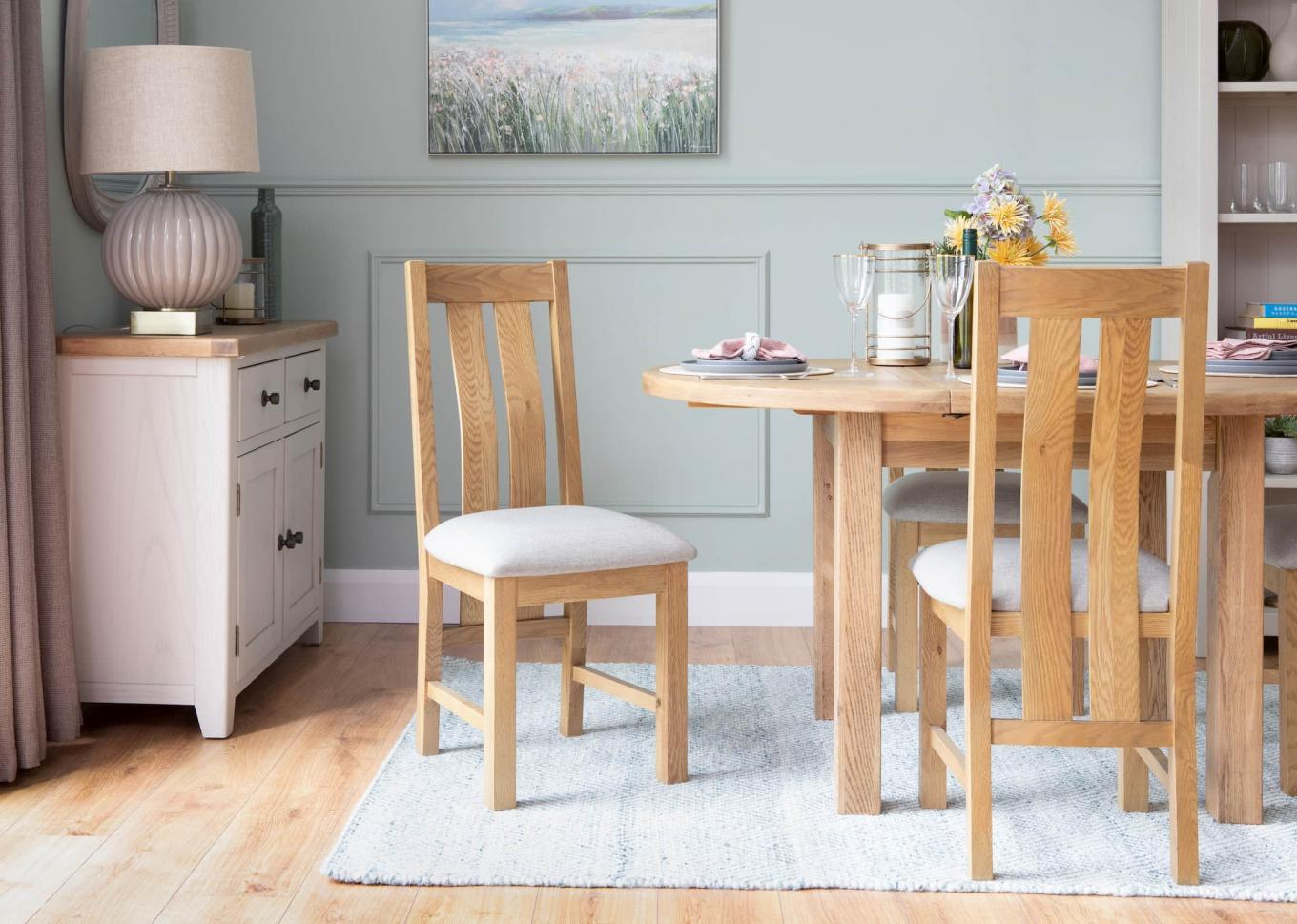 Canterbury Dining Chairs Lookbook