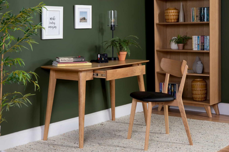 Rho Desk & Bookcase Lookbook