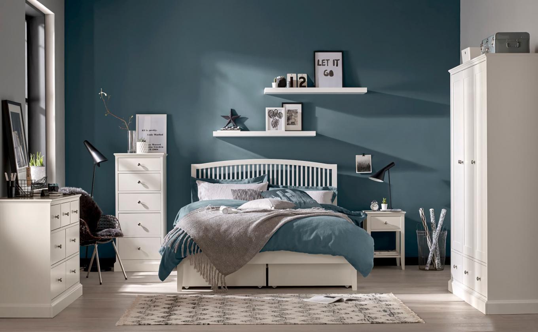 Rivendale White 4ft 6 Bedroom Lookbook