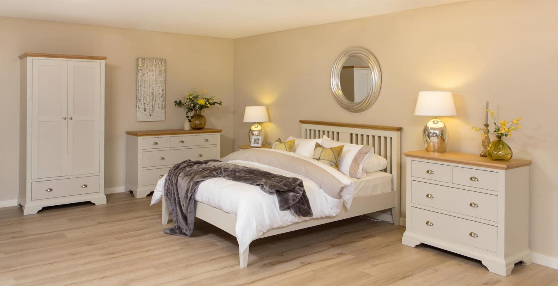 Versailles Grey Bedroom Lookbook