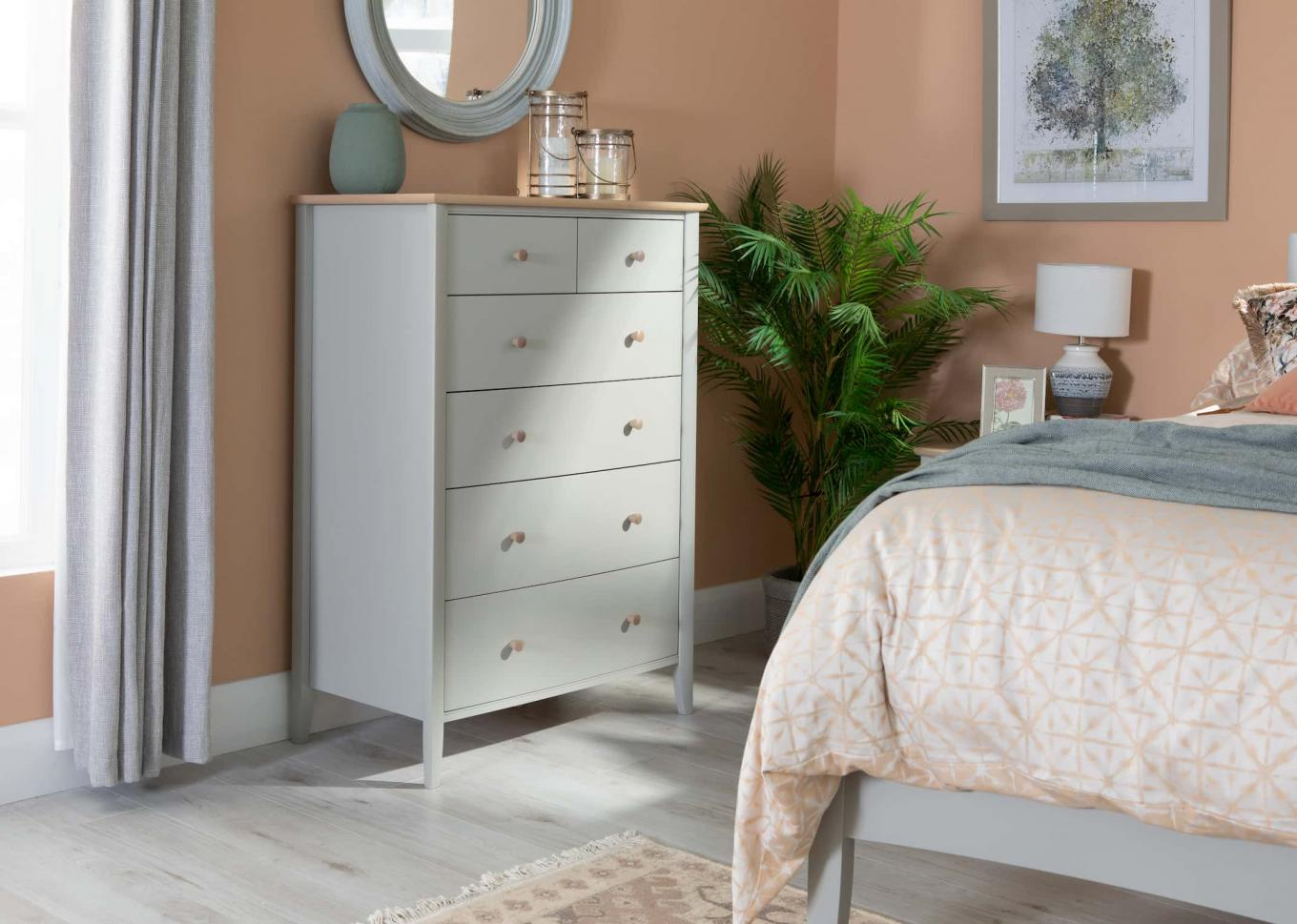 Whitby 5ft Bed & Chest Lookbook
