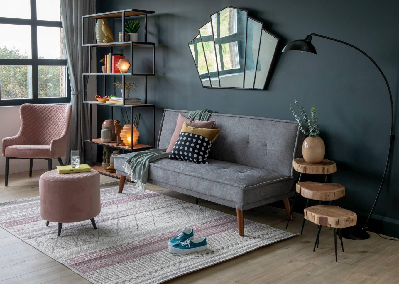 Seattle Grey Sofa Bed Lookbook