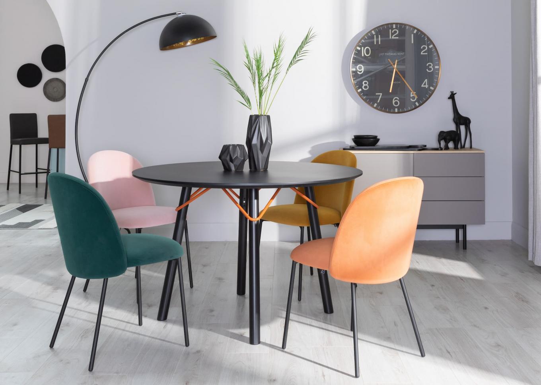 Tuka Dining Chairs & Tria Table Lookbook