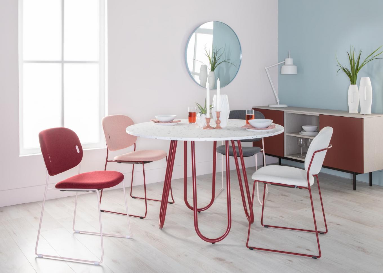 Stulle Table & Yo Chairs Lookbook